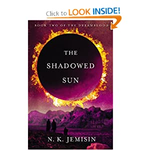 African American New Releases The Shadowed Sun by N. K. Jemison