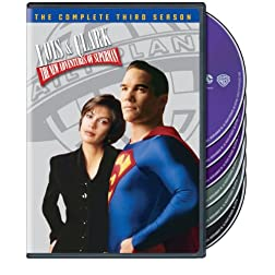 Lois & Clark: The Complete Third Season