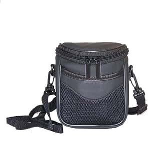 BV & Jo Wasserdichte schwarze Kameratasche Tasche für die Mittelformatkameras & Kompakte Systemkameras.