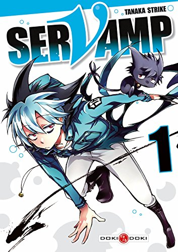 Servamp Vol.1