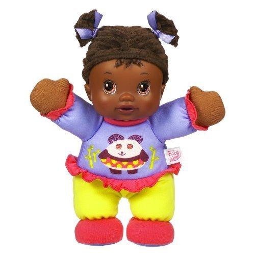 Imagen de Hasbro Baby Alive Luv N Snuggle afroamericano