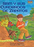img - for Sam y Sus Cuadrados de Zapatos (Math Matters (Kane Press Spanish)) (Spanish Edition) book / textbook / text book