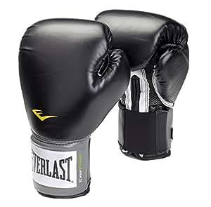 Everlast Velcro Pro Style Gants de boxe Noir 12oz
