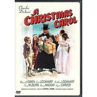 Cover art for  A Christmas Carol