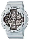 [カシオ]Casio 腕時計 G-SHOCK Blizzard White Series 【数量限定】 GA-100LG-8AJF メンズ