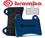 Triumph 675 Street Triple R (All) Brembo Carbon Ceramic Front Brake Pads