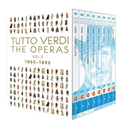 Tutto Verdi Operas, Vol. 3  (1855 - 18930