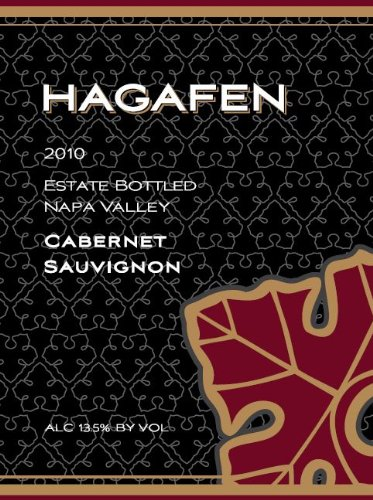 2010 Hagafen Cellars Estate Cabernet Sauvignon Napa Valley 750 Ml