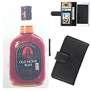 DooDa - For Sony Xperia Z4 PU Leather Designer Fashionable Fancy Flip Case Cover Pouch With Card, ID & Cash Slots And Smooth Inner Velvet With Strong Magnetic Lock