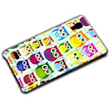 LG P760 Optimus L9 Kleine Eule OWL Hard Case Schutz-H�lle Cover Etui Design thematys�