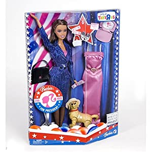 Barbie for President 2008