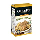 Crock-Pot Delicious Dinners Chicken Marsala, 6.25-Ounce
