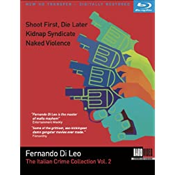 Fernando Di Leo: The Italian Crime Collection: Vol. 2 [Blu-ray]