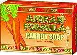 African Formula Carrot Soap 5 Oz Bar