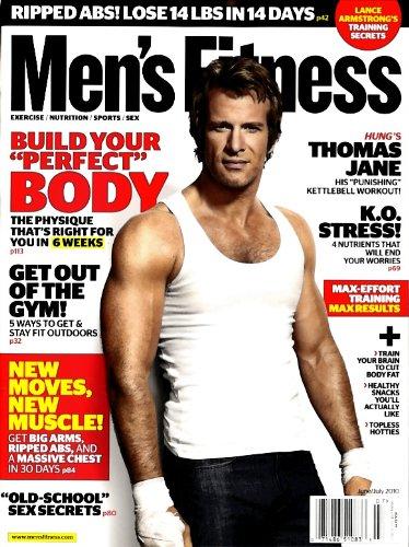 Men\'s Fitness [US] June July 2010 (単号)