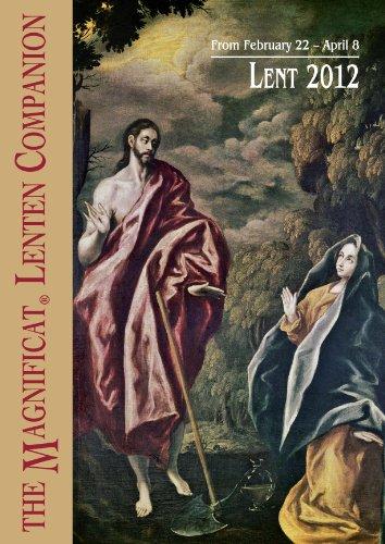 Magnificat Lenten Companion 2012