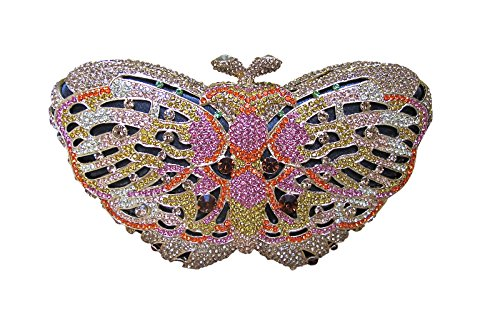 Natasha Butterfly Clutch