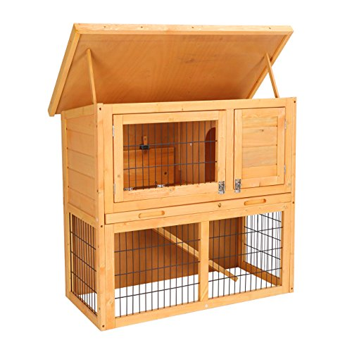 hoddmimis-rabbit-hutch-guinea-pig-ferret-house-small-animal-cage-wrc02