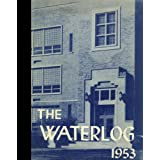 (Reprint) 1953 Yearbook: Waterman High School, Waterman, Illinois