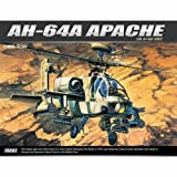 [Academy] Plastic Model Kit 1/48 SCALE AH-64A APACHE (#12262) /item# G4W8B-48Q62635