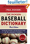 The Dickson Baseball Dictionary - The...