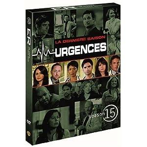 Urgences, saison 15 - Coffret 3 DVD