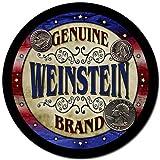 Weinstein Generic 'Brand' Vanity Drink Coasters - 4 pack