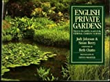 img - for English Private Gardens: Open to the Public in Aid of the National Gardens Scheme book / textbook / text book