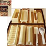 The Complete Home Sushi Making Kit -...