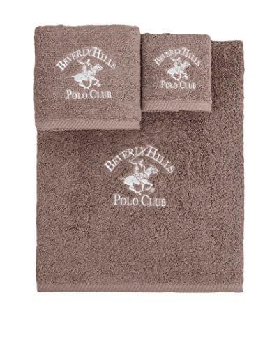 Beverly Hills Polo Club Juego De Toallas Manhattan