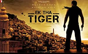 Ek Tha Tiger (2012) (Hindi Movie / Bollywood Film / Indian Cinema DVD)