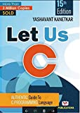 Yashavant Kanetkar (Author) (215)  Buy:   Rs. 279.00  Rs. 195.00 70 used & newfrom  Rs. 100.00