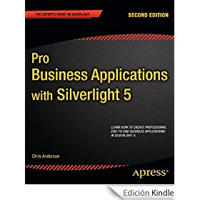 Pro Business Applications with Silverlight 5 (Professional Apress)
