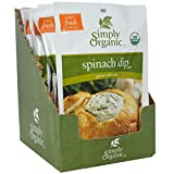 Spinach Dip Mix, 24 Packets, 1.41 oz (40 g) Each