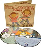 img - for Fun Learning Songs (Wholesome Music for Wholesome Kids) book / textbook / text book