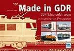 Made in GDR: DDR-Schienenfahrzeuge in...