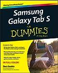 Samsung Galaxy Tab S For Dummies