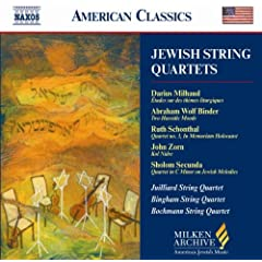 Jewish String Quartets