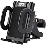 BESTEK 自転車ホルダー iPhone スマホ ナビ用 マウントキット マウントホルダー 幅5.5~11cmの各携帯・スマートフォン・ナビ対応可 bike mount holder