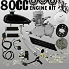 80cc 2-Stroke Gas Engine Motor Kit for Motorized Bicycle Bike New
