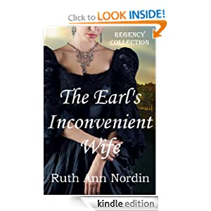 The Earl's Inconvenient Wife (Regency Collection Book 1)