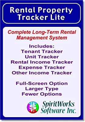 Rental Property Tracker Lite [Download]