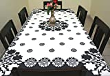 Dasia Black Table Cover (130*200Cms)