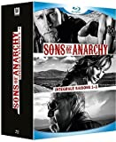 Image de SONS OF ANARCHY - INTEGRALE SAISONS 1 - 3 (9 Blu-ray)