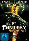 Fantasy-Film-Box - Vol. 2 *4 Filme auf 2 DVDs!*