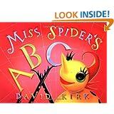 Miss Spider's Abc Book