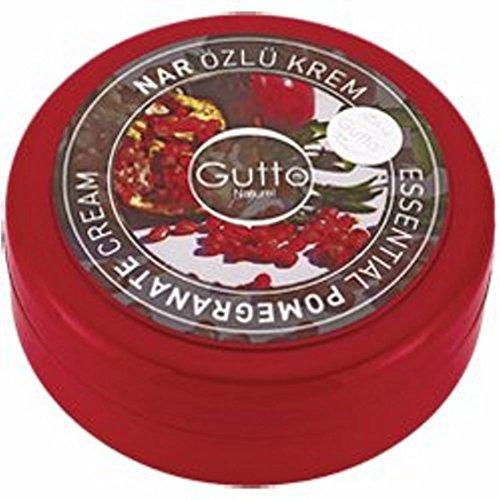 Gutto Essential Pomegranate Cream 150Ml Vitamin C Strong Antioxidant