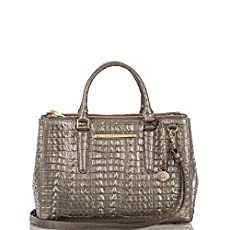 Small Lincoln Satchel<br>Pyrite La Scala