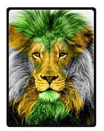 The custom of the lion 40x50 mat