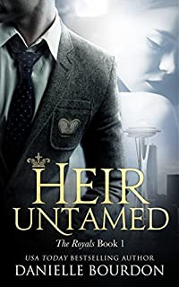 Heir Untamed by Danielle Bourdon ebook deal